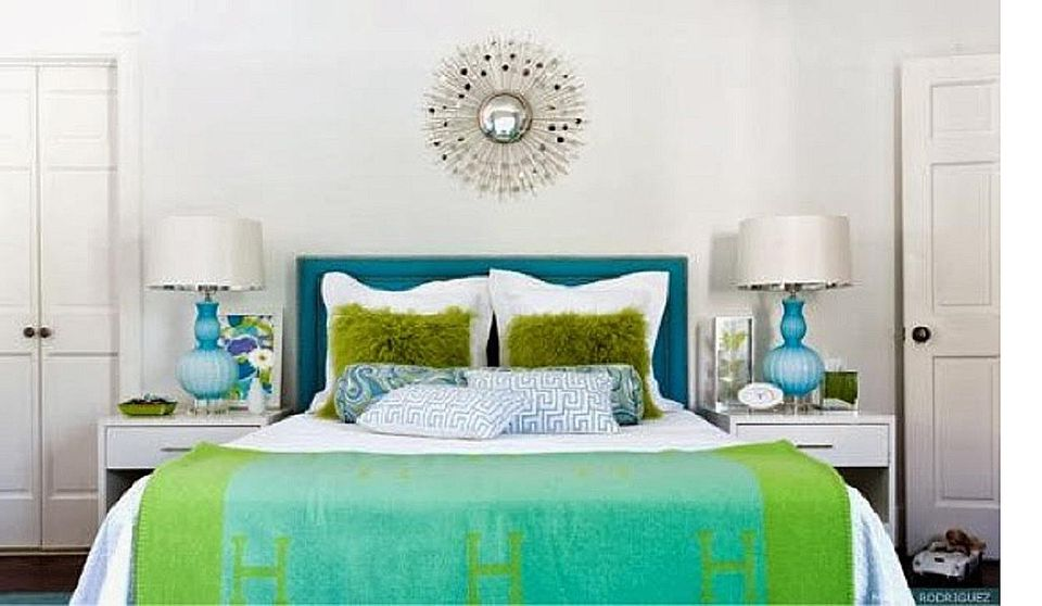 here s the easiest bedroom color scheme ever