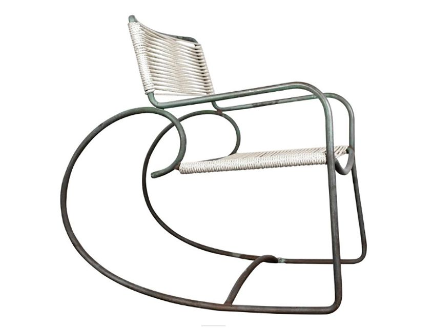 Walter Lamb for Brown Jordan Rocking Chair