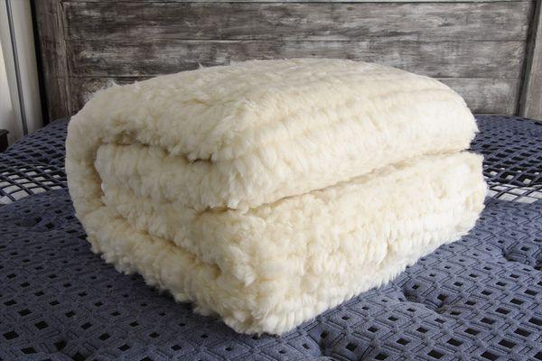 Parachute Wool Mattress Topper