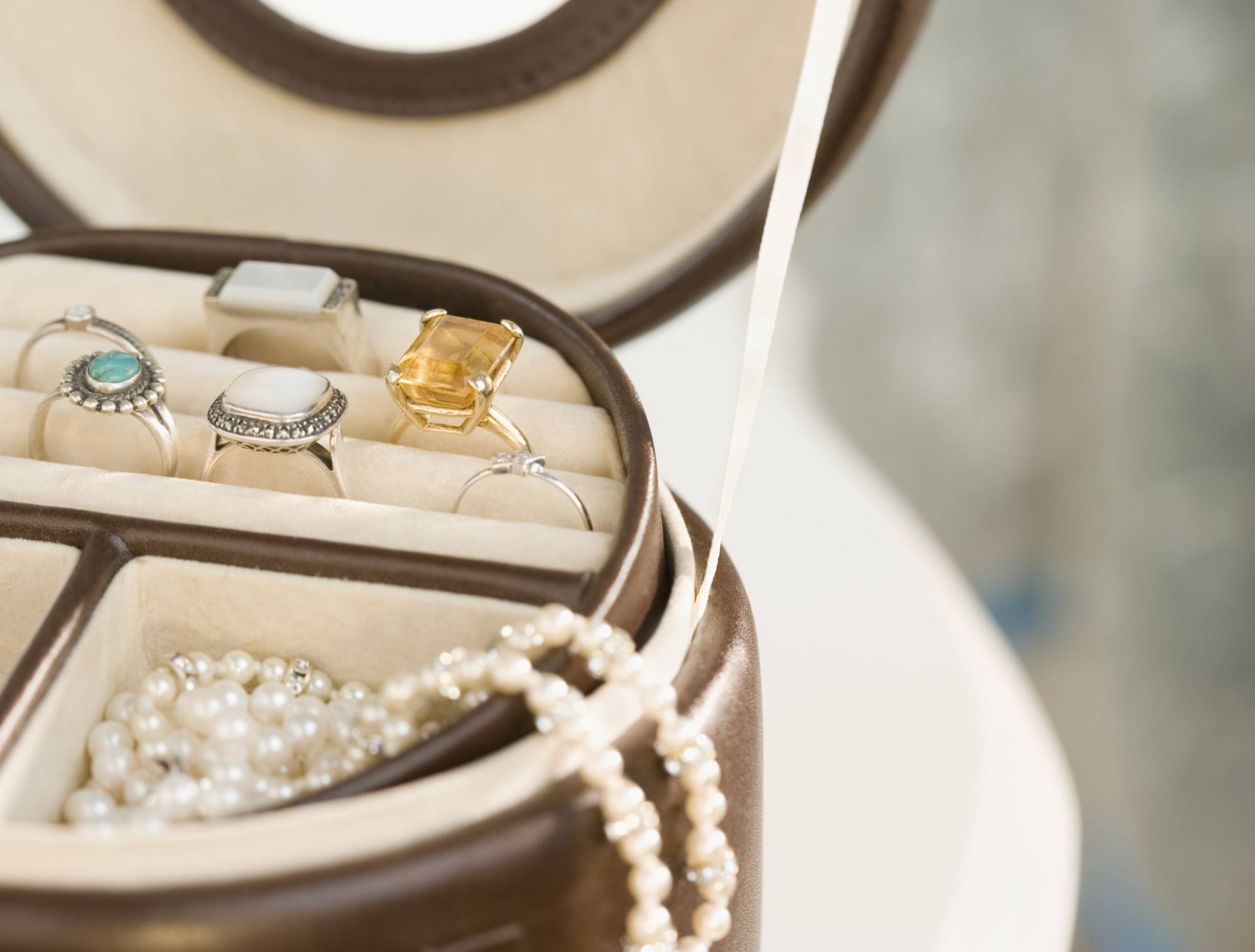How To Safely Store Fine Jewelry