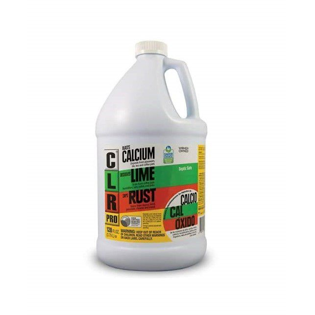 CLR PRO Calcium, Lime and Rust Remover