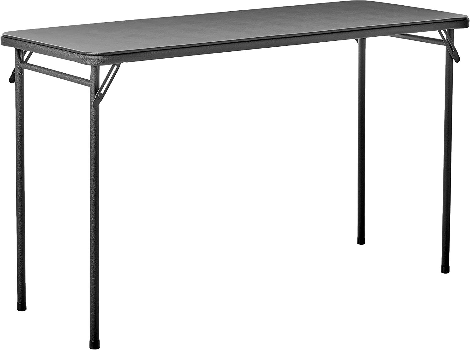 CoscoProducts Vinyl Top Folding Table