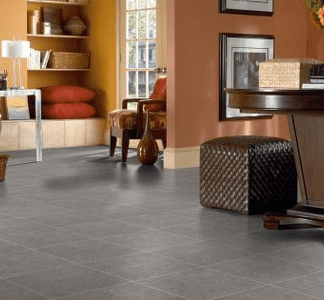 A Kitchen Floor From Armstrong