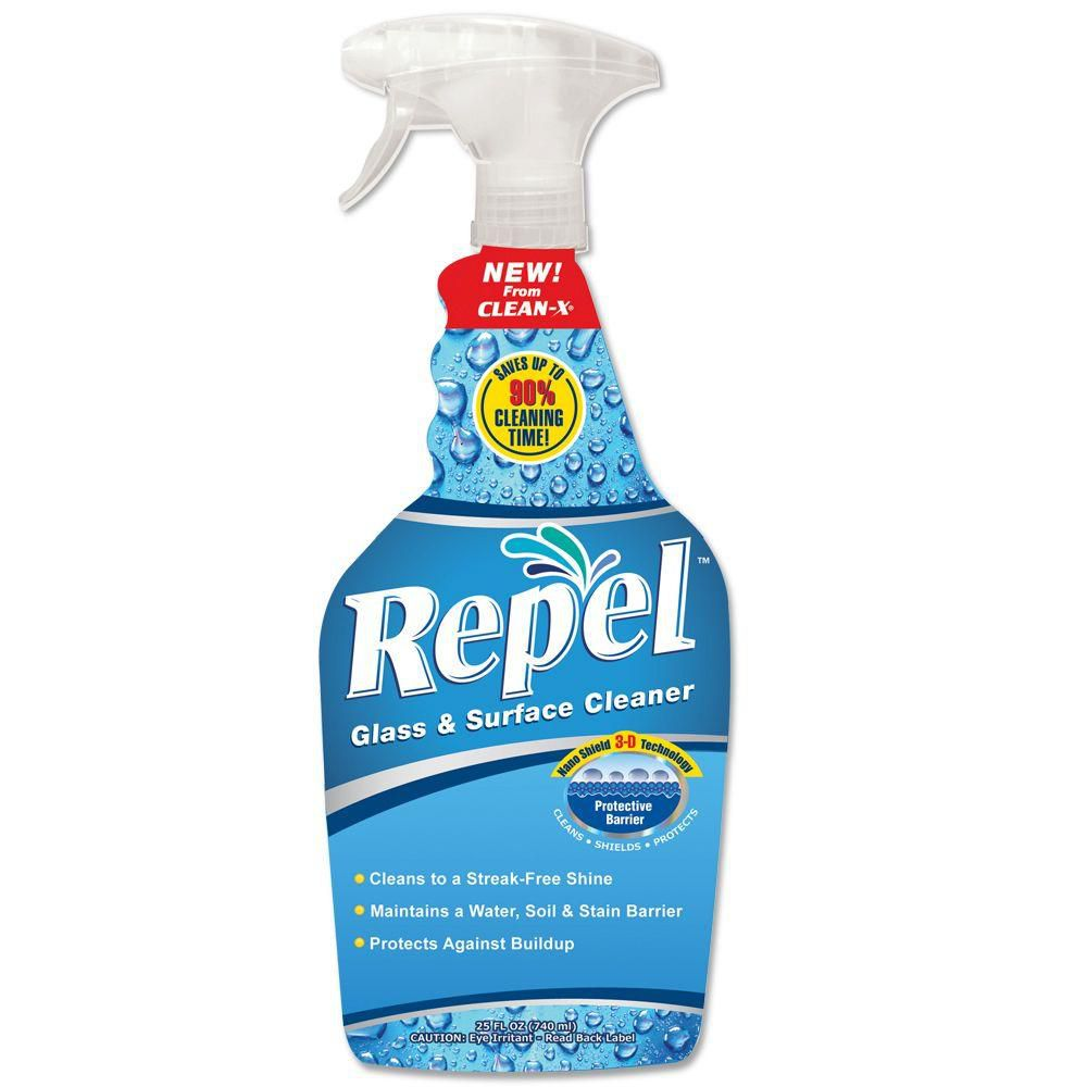 Repel Glass & Surface Cleaner