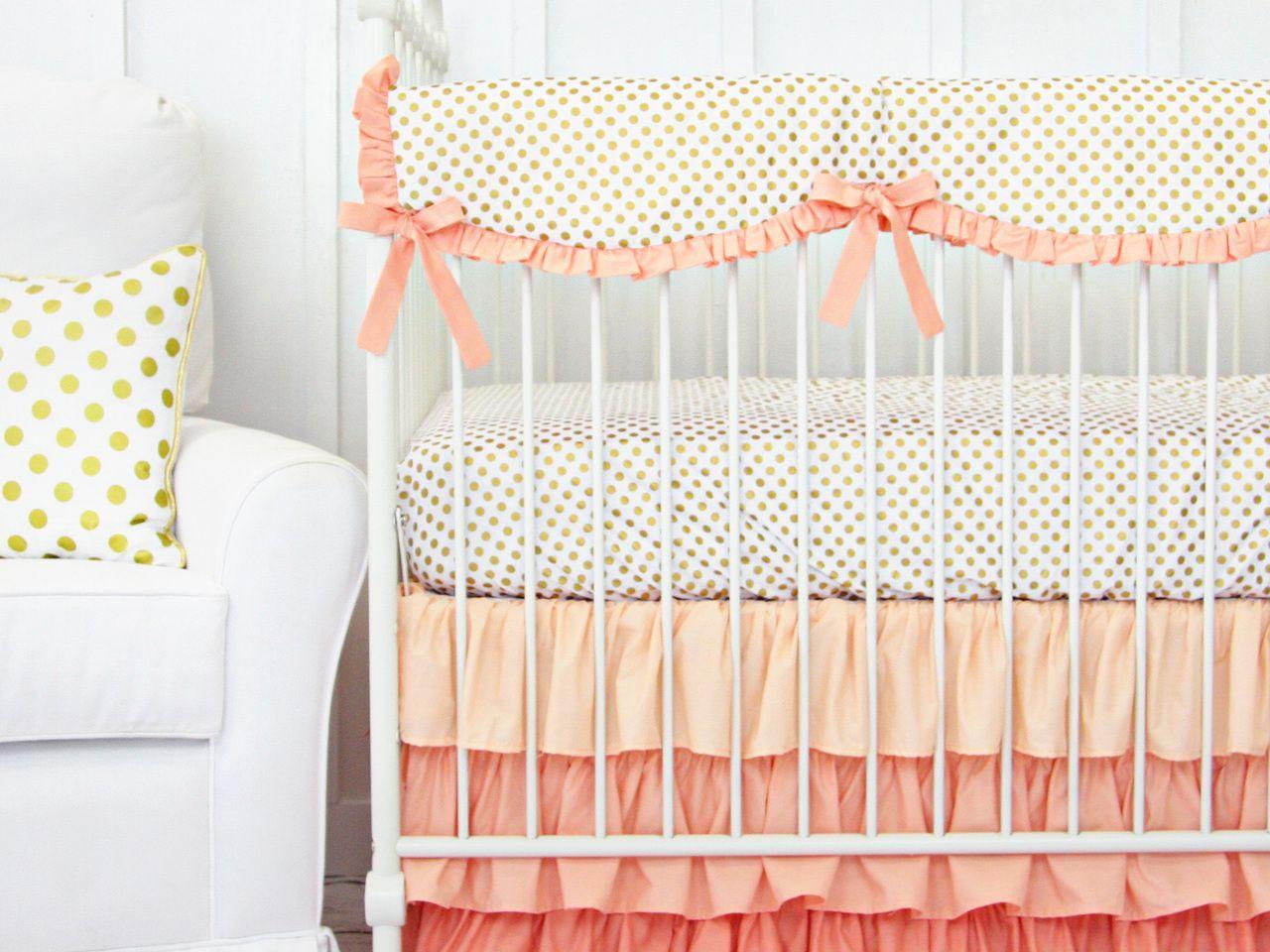 4215d333f Bumperless Crib Bedding