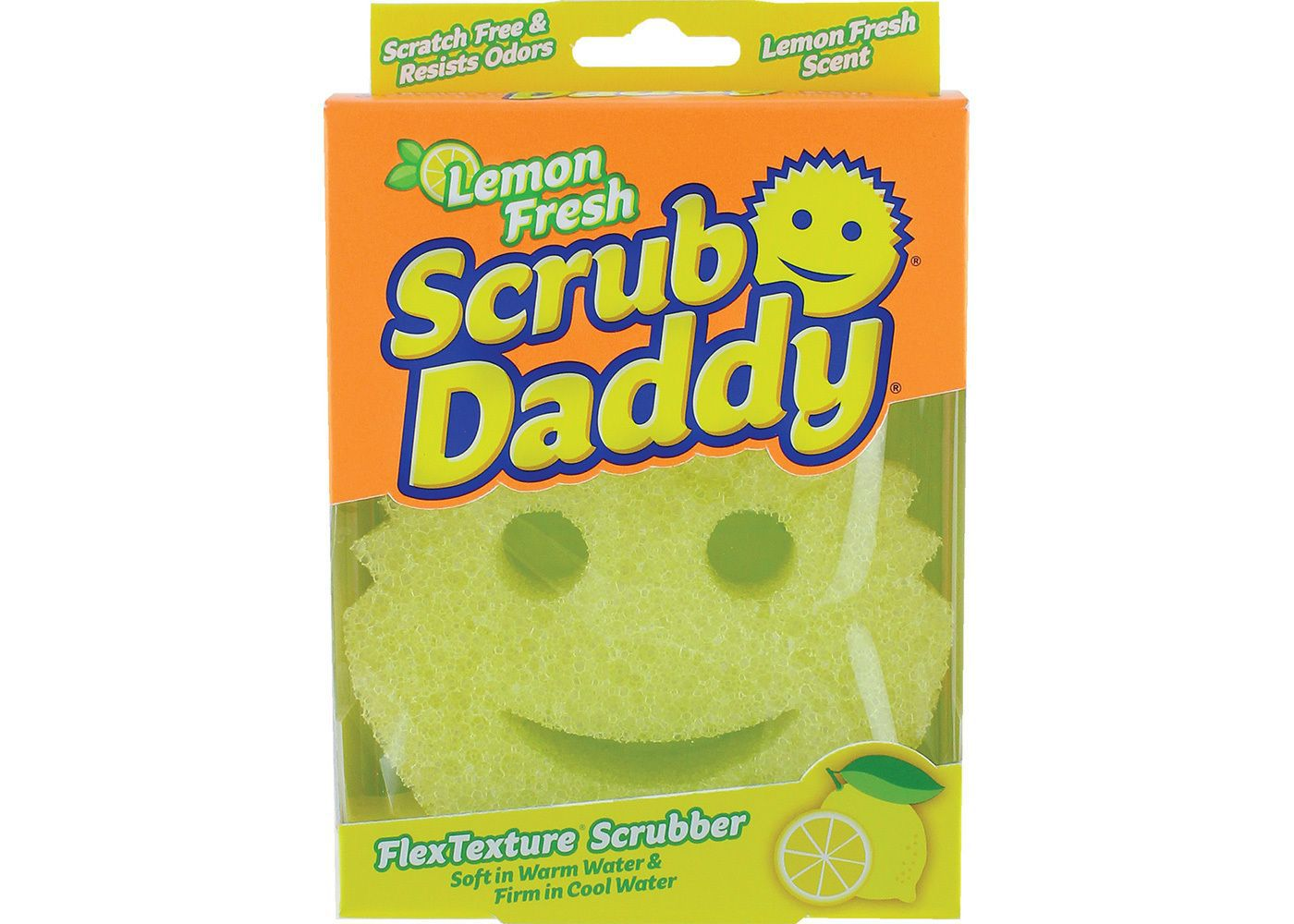Scrub Daddy Lemon Fresh Sponge
