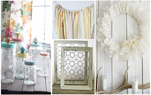 12 Shabby Chic Nursery Projects You Can Diy