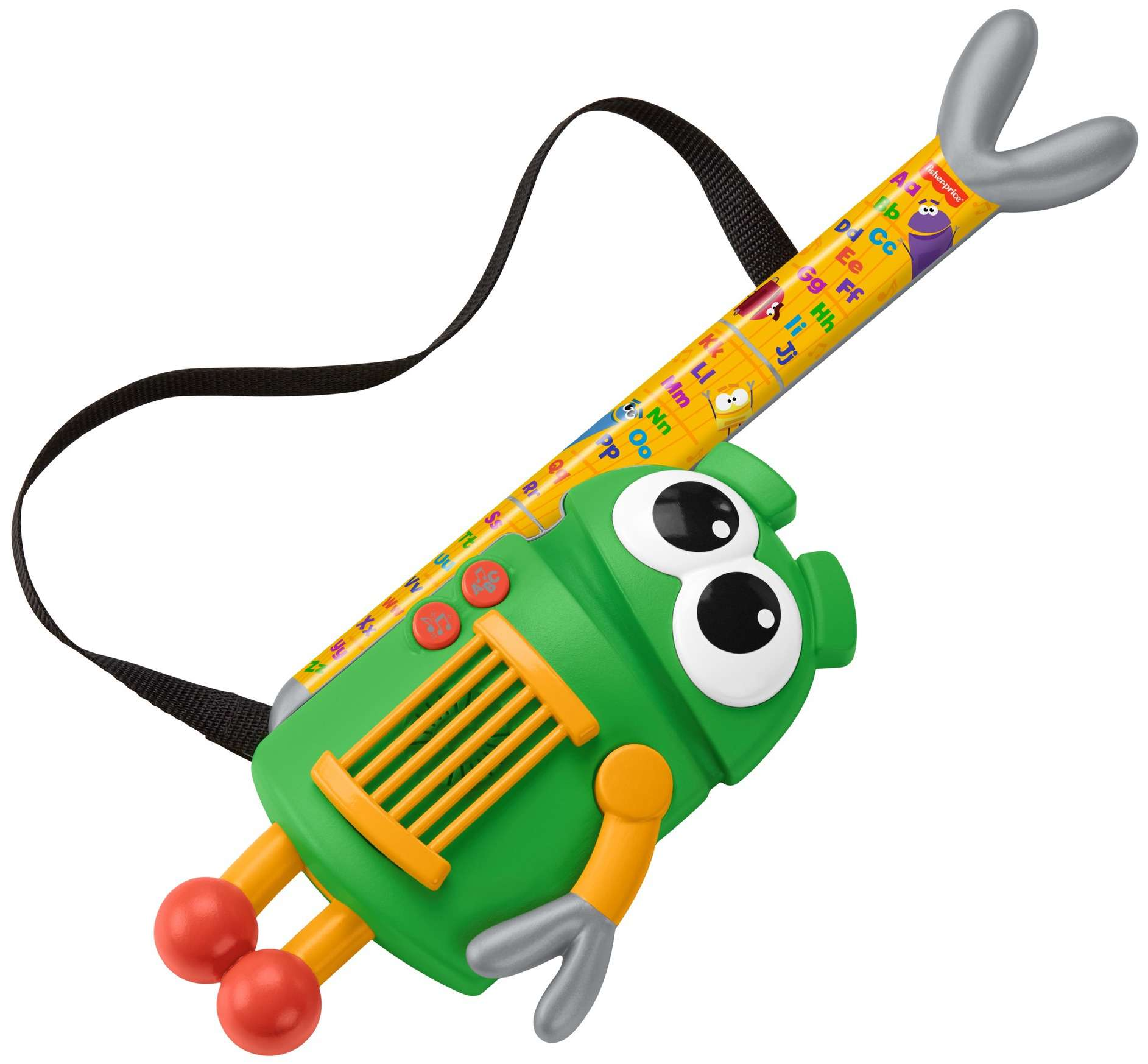 Fisher-Price Storybots A to Z Rock Star Guitar