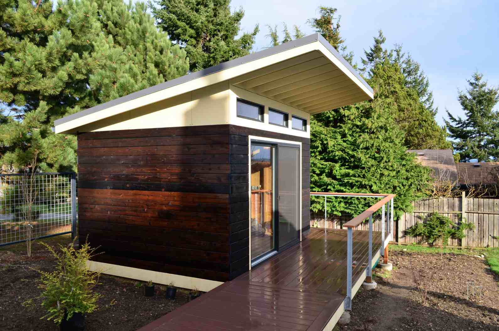 Stylish Shed Designs