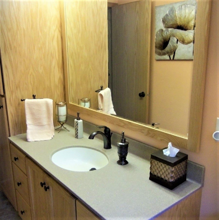 Manitowac Bathroom Remodel After