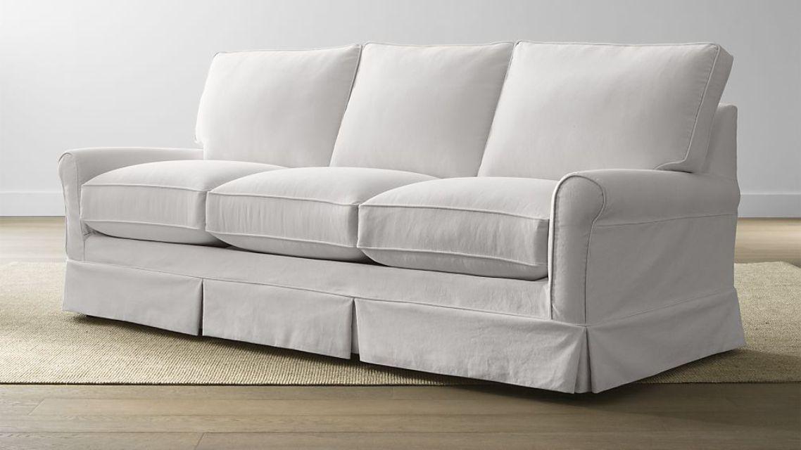 Best Customizable Harborside Slipcovered Sofa