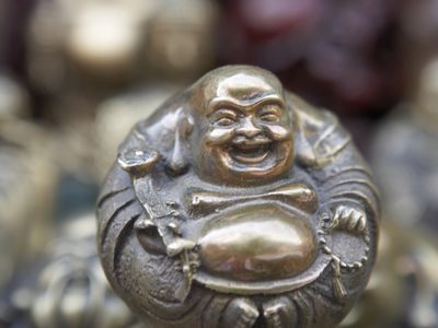 feng shui use of the Laughing buddha