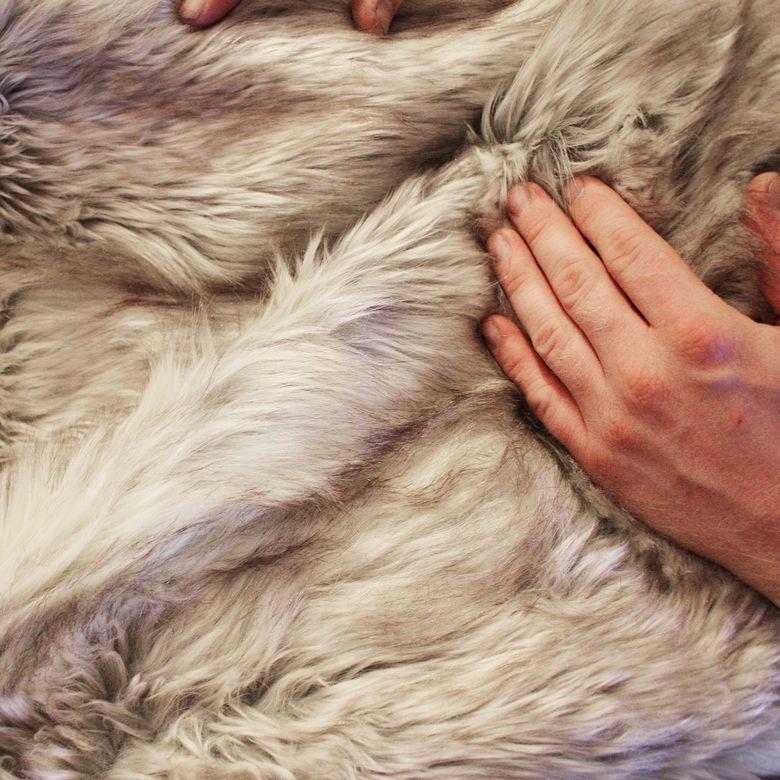 Best Home Fashion Faux Fur Throw
