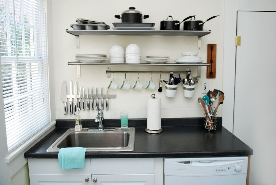 small kitchen storage ideas ikea gallery | 10 Space-Making Hacks for Small Kitchens
