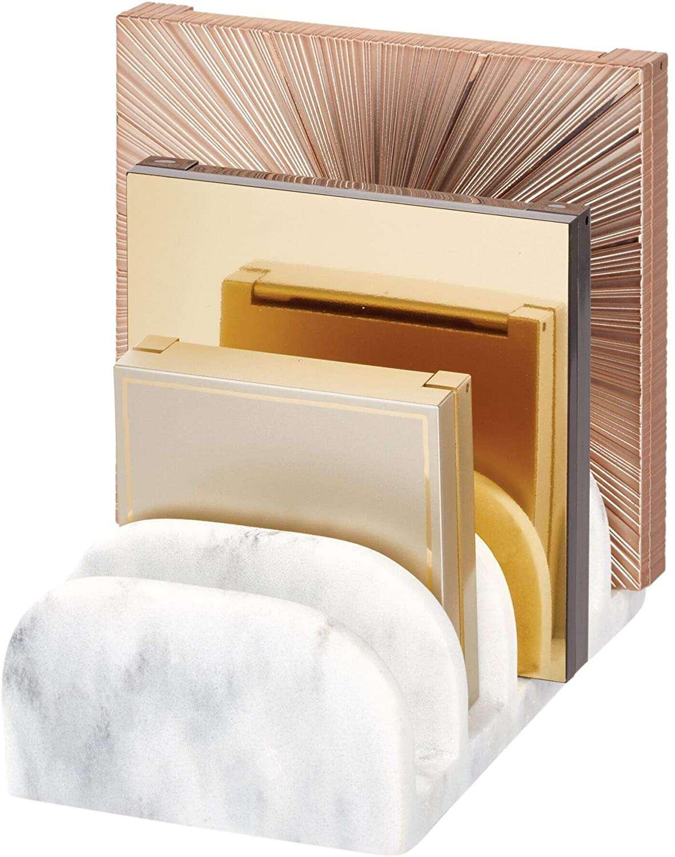 iDesign Dakota Makeup Palette Storage