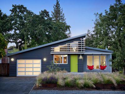 front door colors apple green
