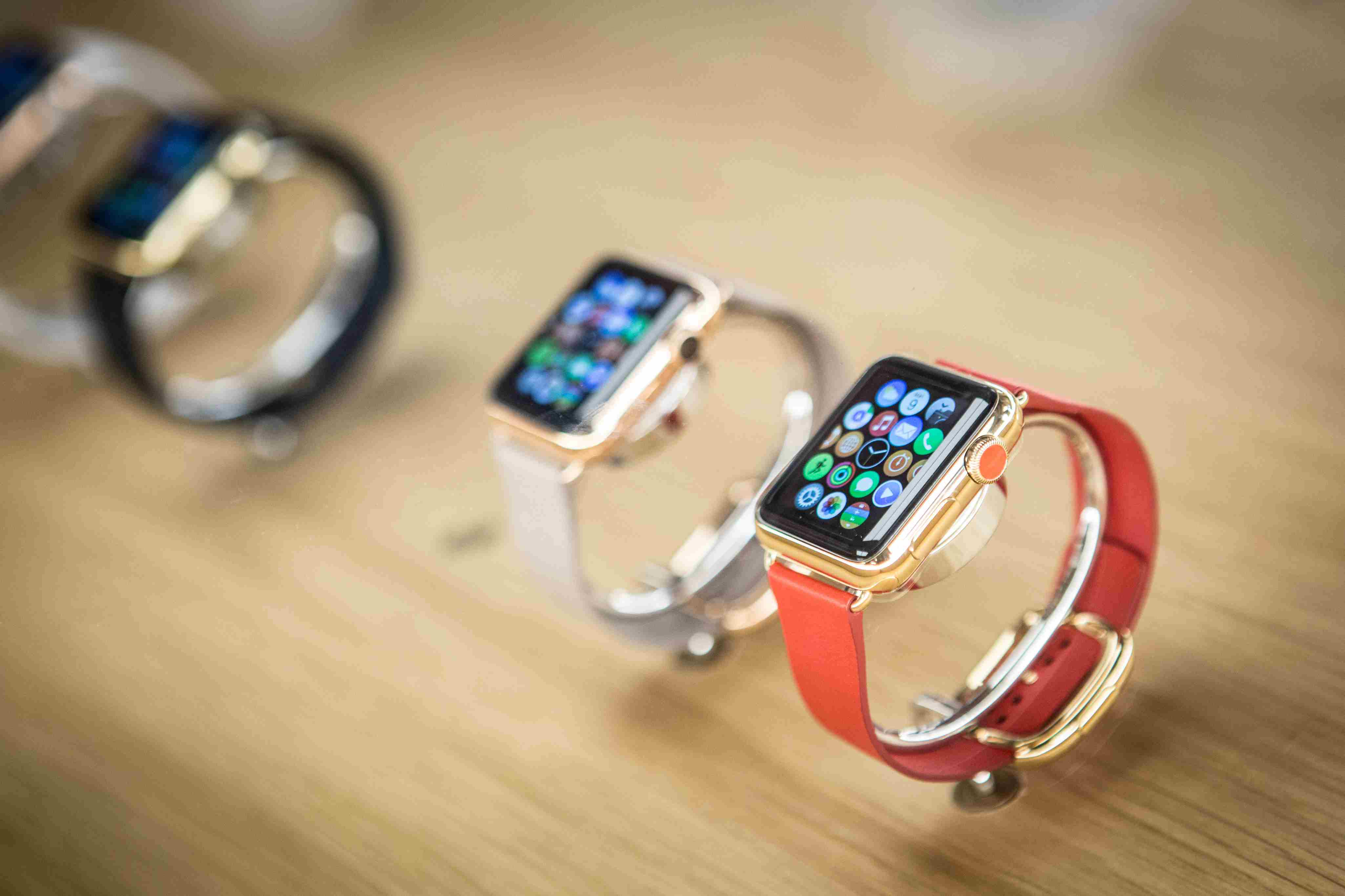 1st Anniversary Gifts -- Smart Watch / Apple Watch