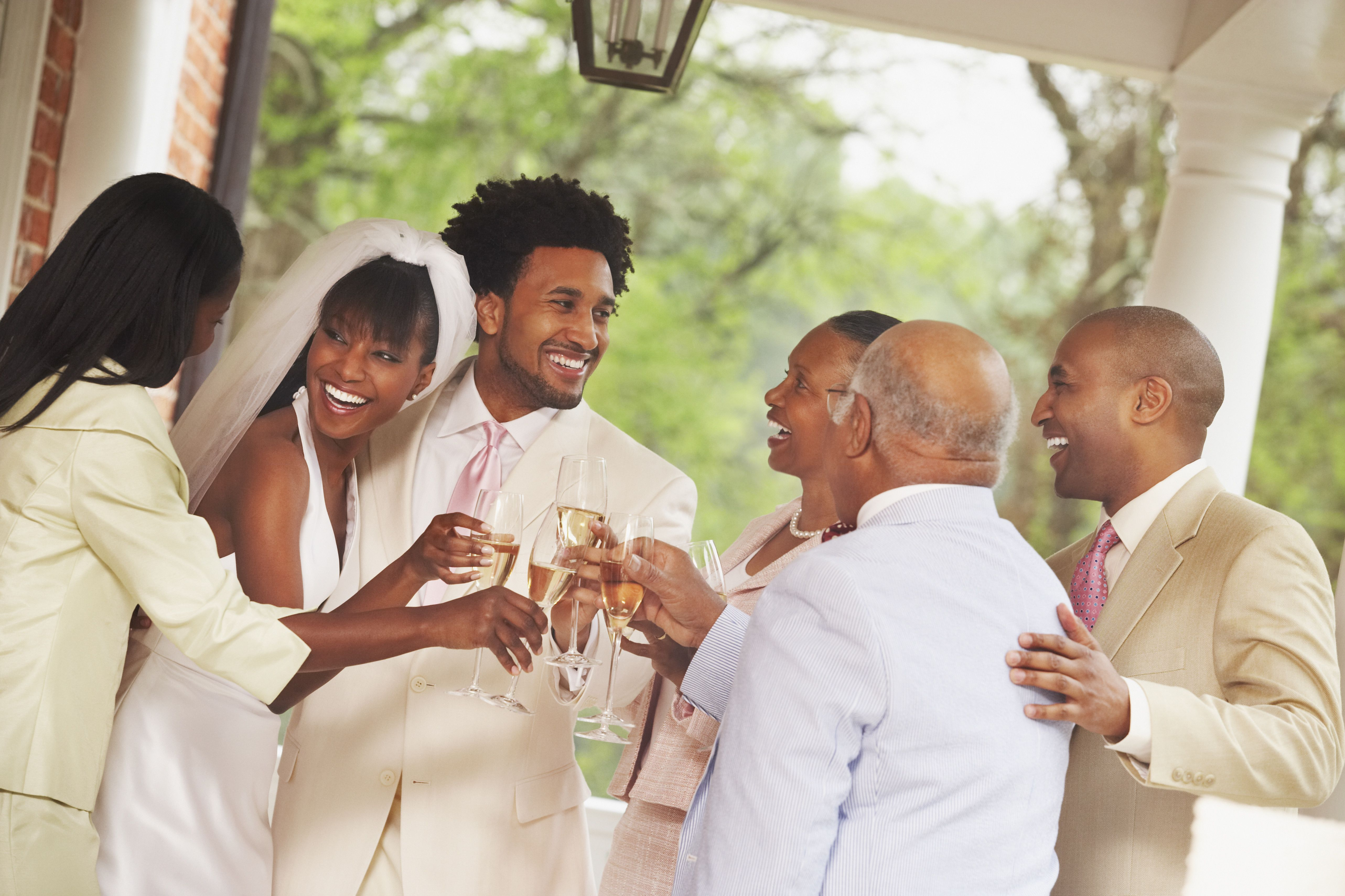 A Guide To Figuring Out Who Pays For A Wedding