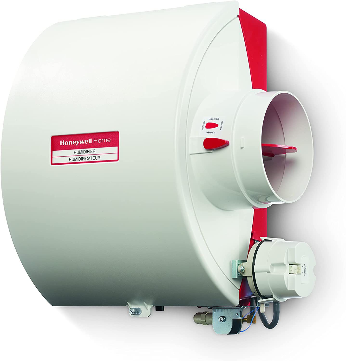 Honeywell Flow-Through Bypass Whole House Humidifier