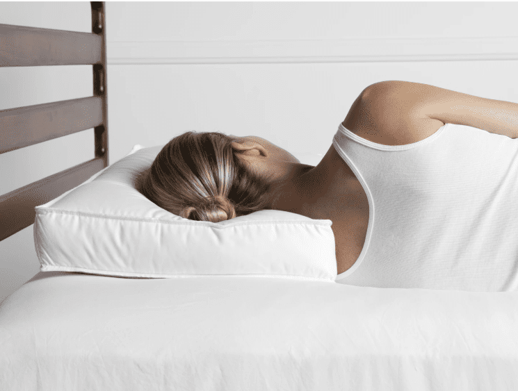 Parachute pillow