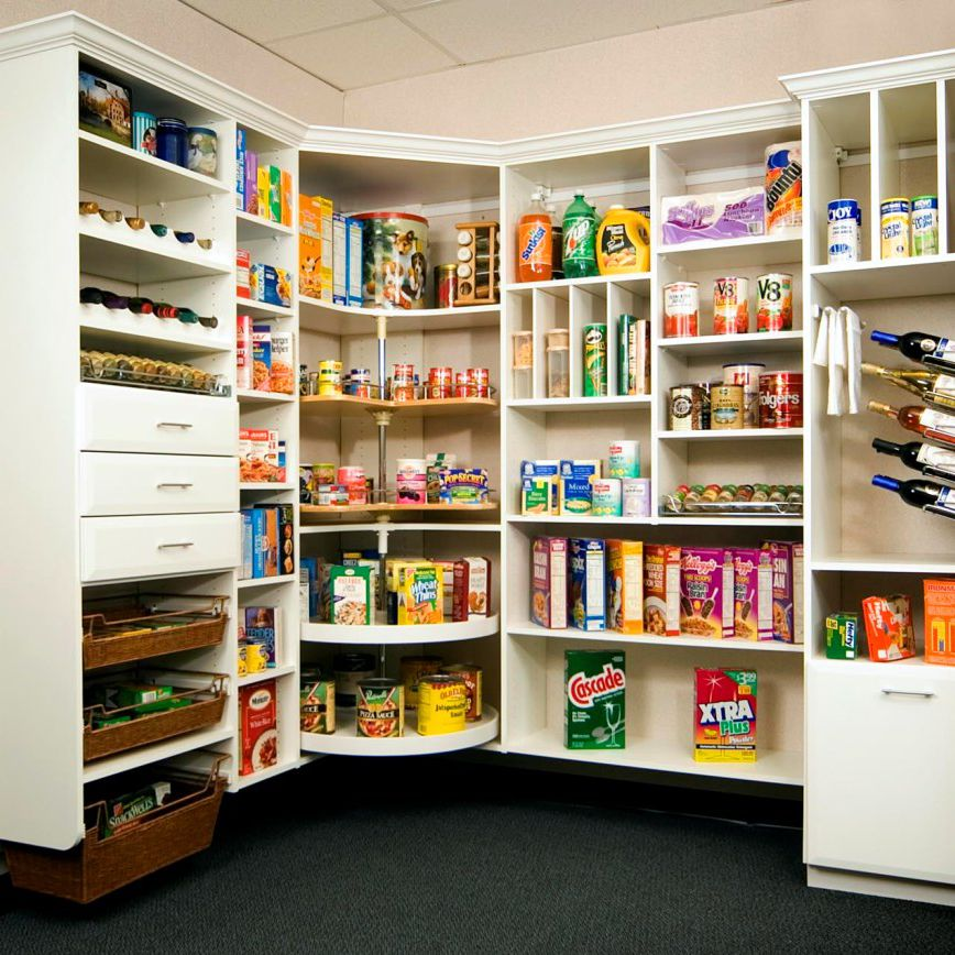 Kitchen Pantries What To Know Before You Buy