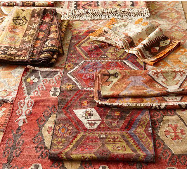 Flat weave dhurries