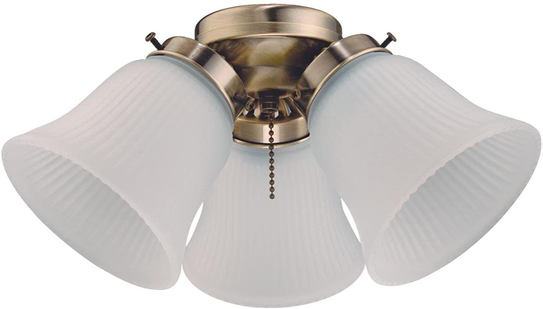 Westinghouse Lighting 7784800 Three LED Cluster Ceiling Fan Light Kit