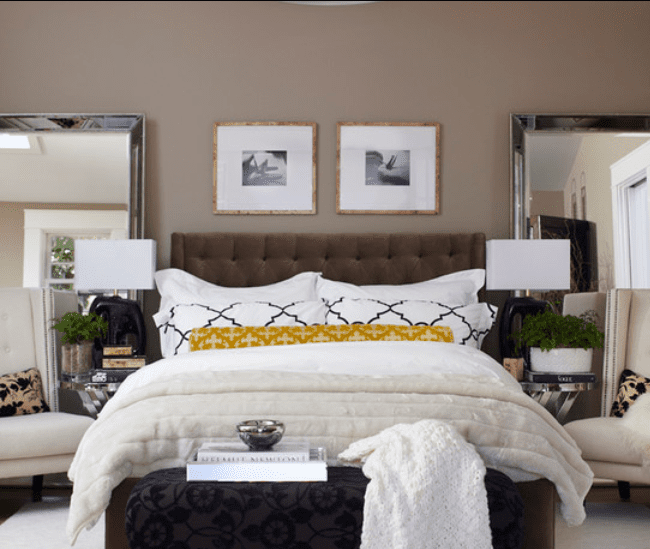 Tips For Brown Bedroom Inspiration Great Ideas And Tips