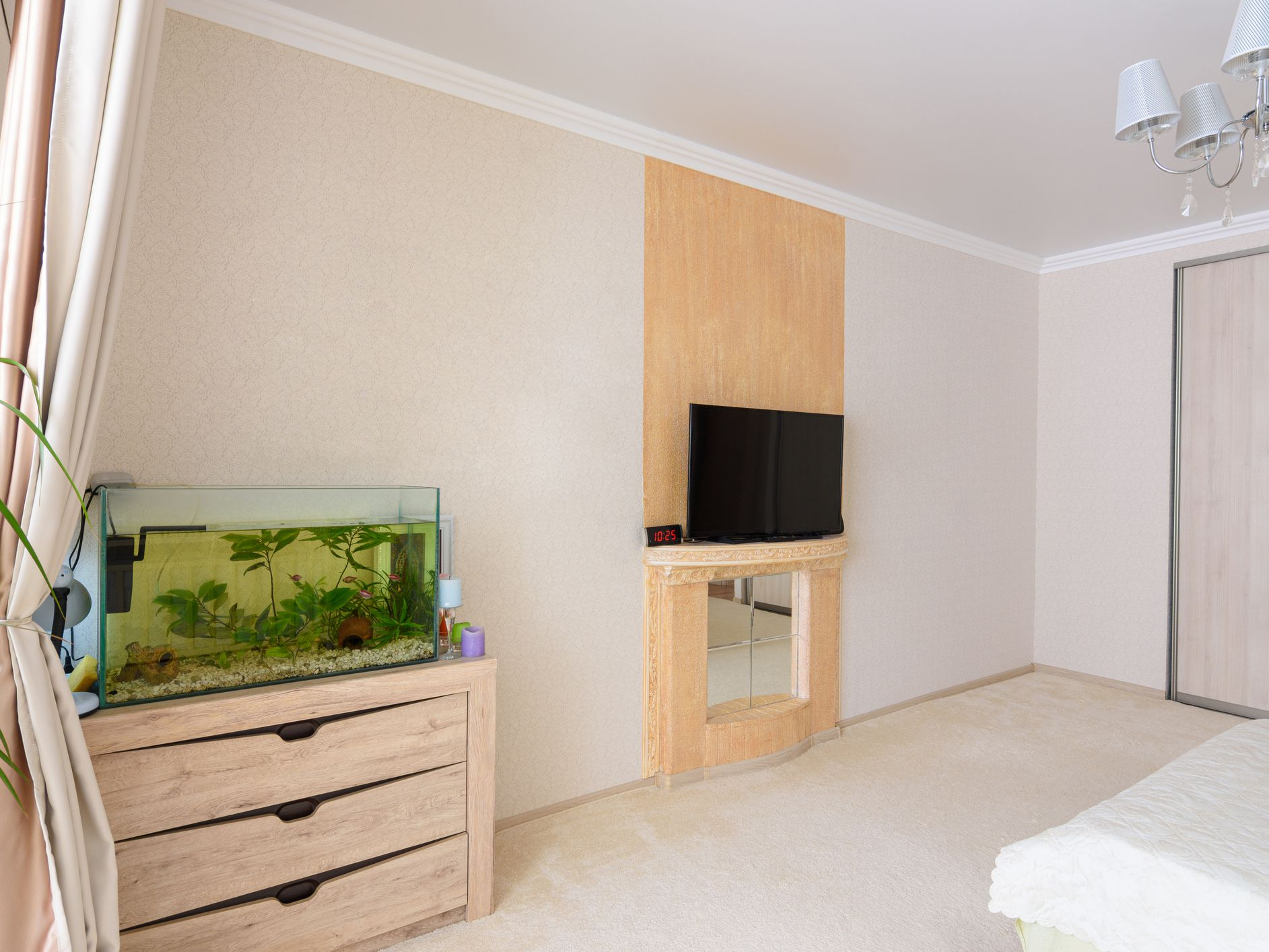 Is A Bedroom Aquarium Bad Feng Shui