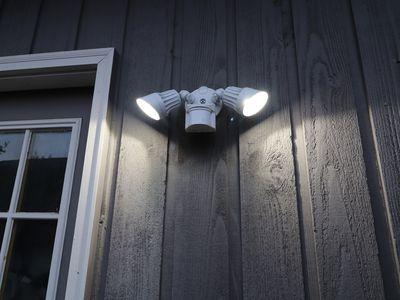 Leonlite LED Motion Sensor Security Light