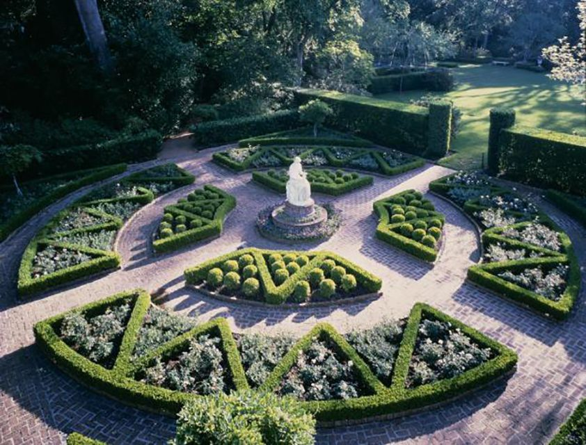 Gardens at Bayou Bend in Houston, Texas