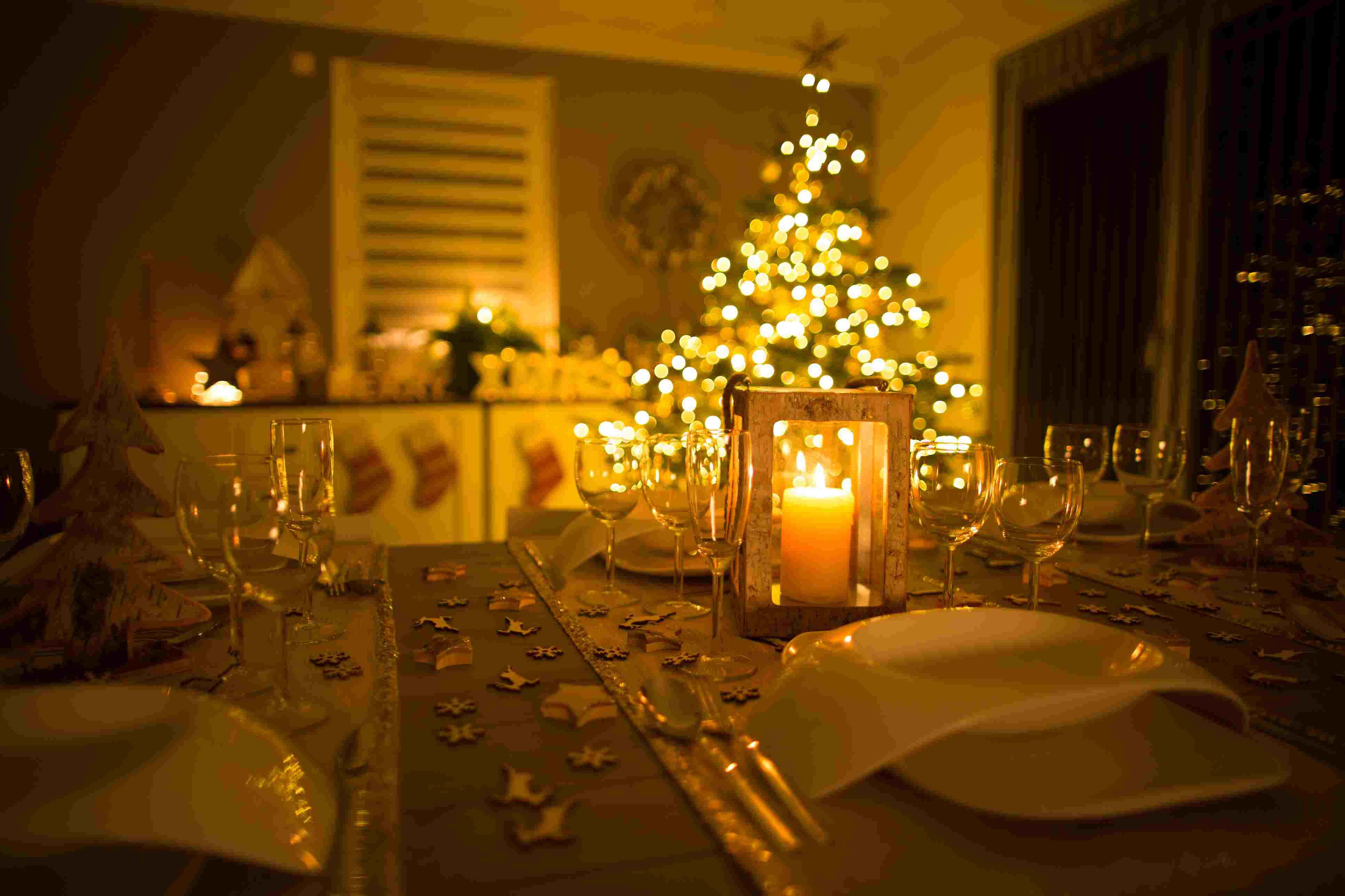 Navidad en GLR - noche santa en casa