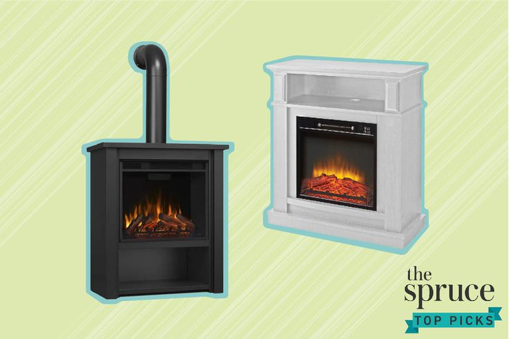 The 8 Best Electric Fireplace Heaters, Fake Fireplace Heater Wall
