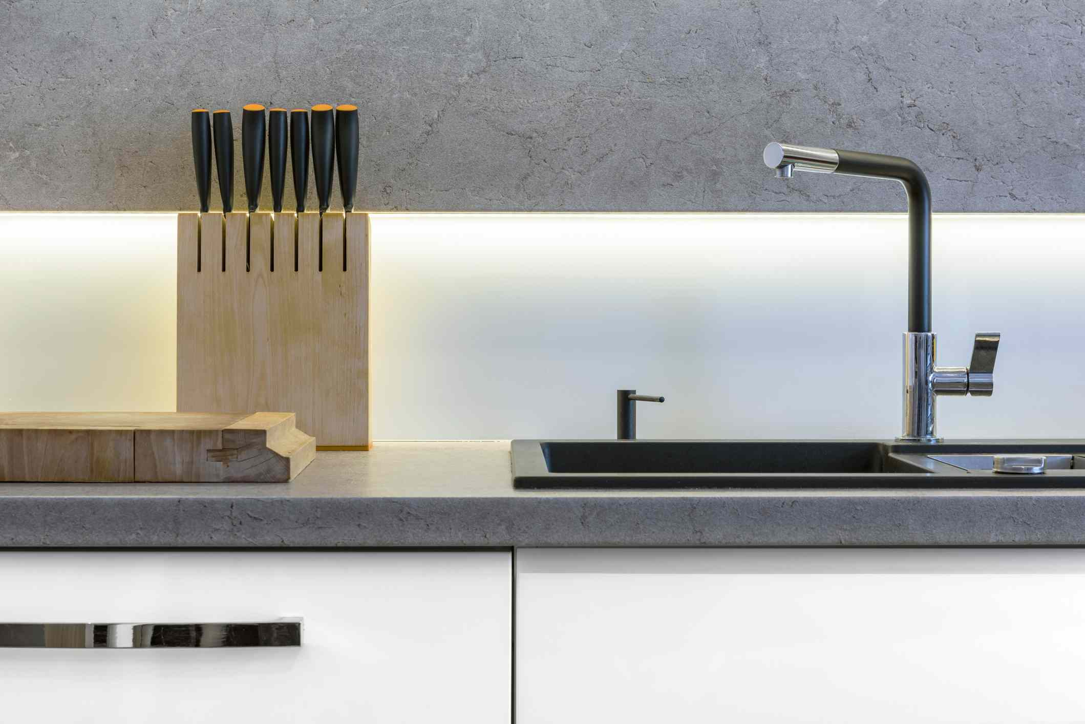 Modern countertop