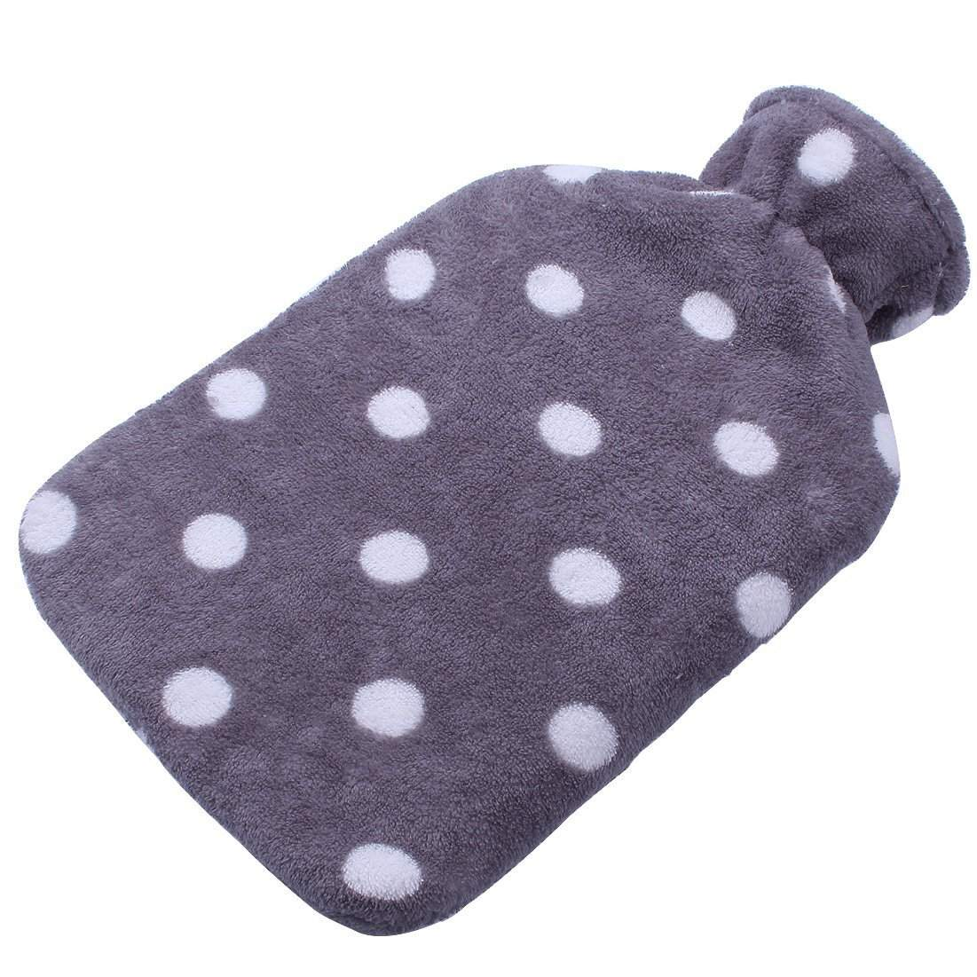 Use a hot water bottle with COLD water to chase away summer heat.