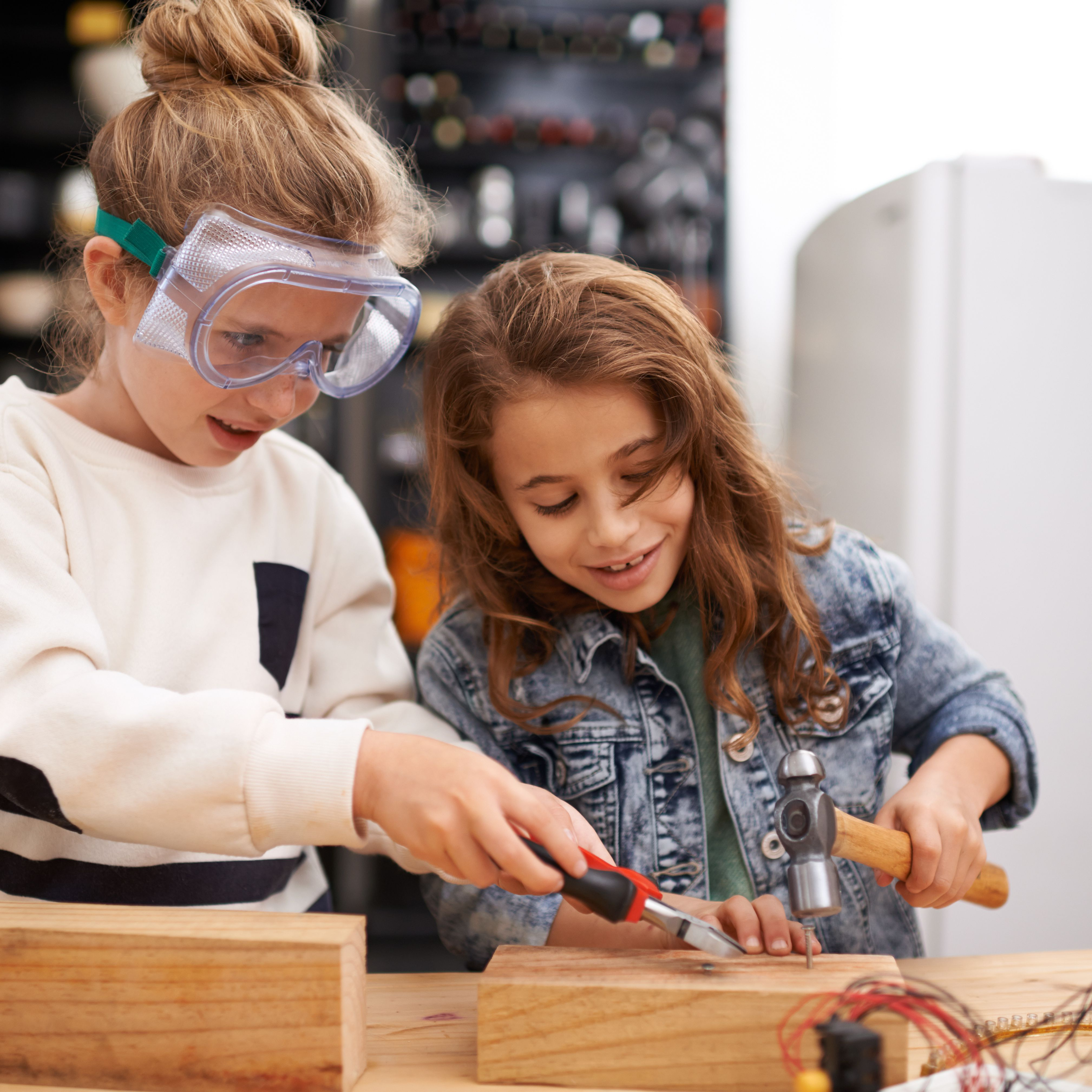 Lowe S Build And Grow Free Building Classes For Kids