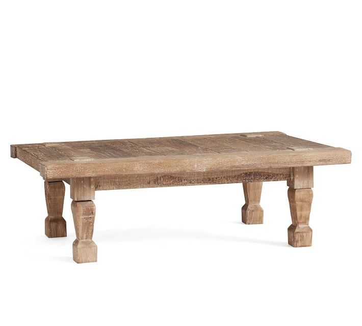Takhat Reclaimed Wood Coffee Table