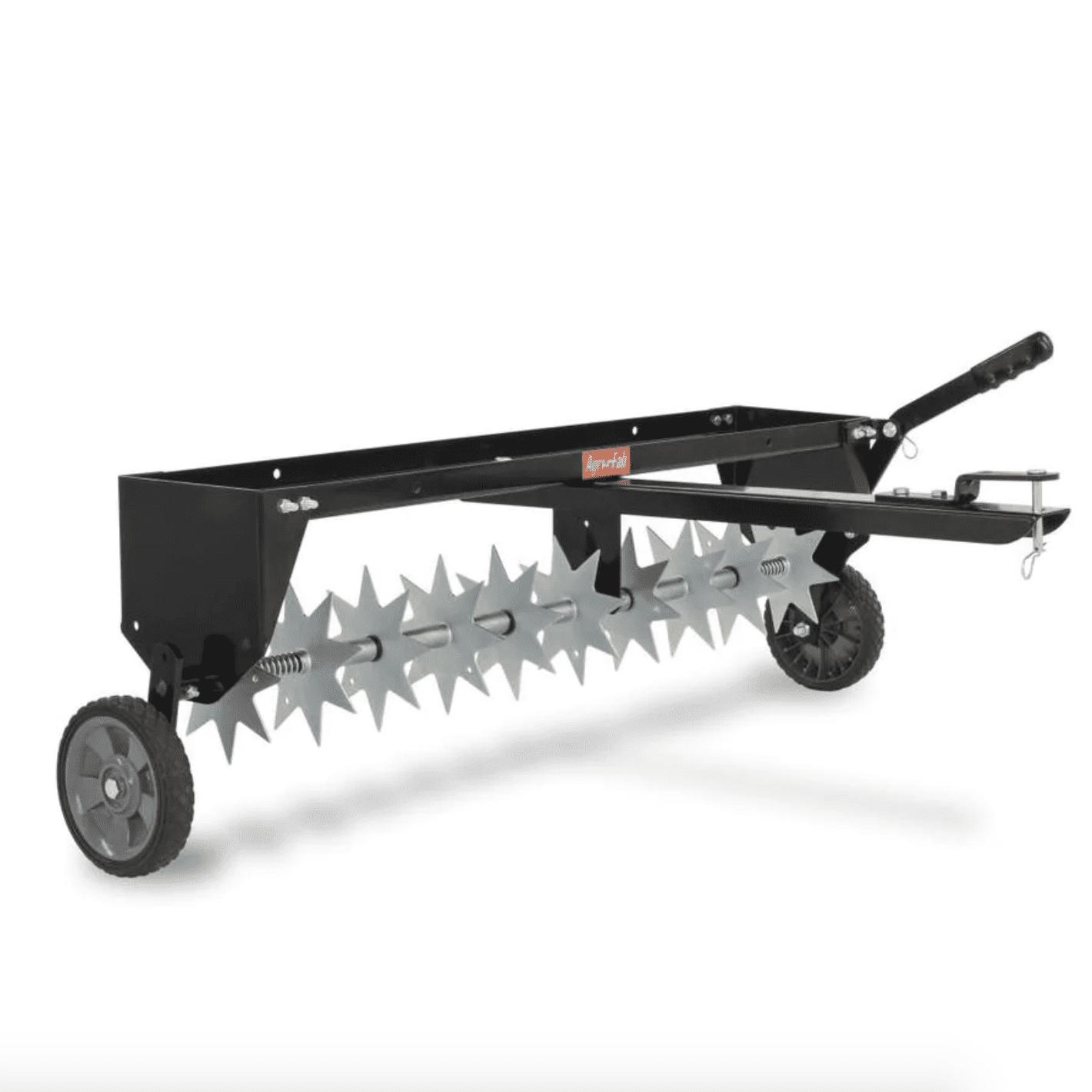 Agri-Fab 40-in Spike Lawn Aerator