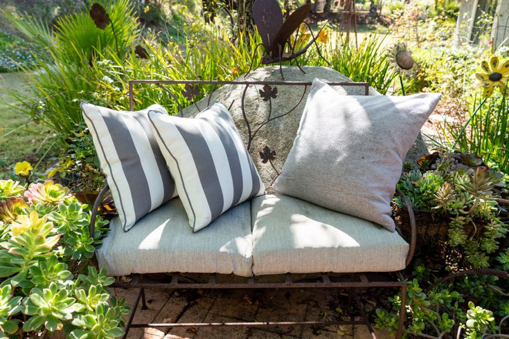 How To Clean Outdoor Cushions And, How To Clean Outdoor Furniture Fabric Cushions