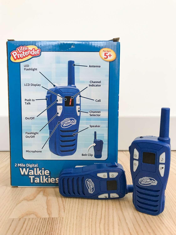 Little Pretender Walkie Talkies