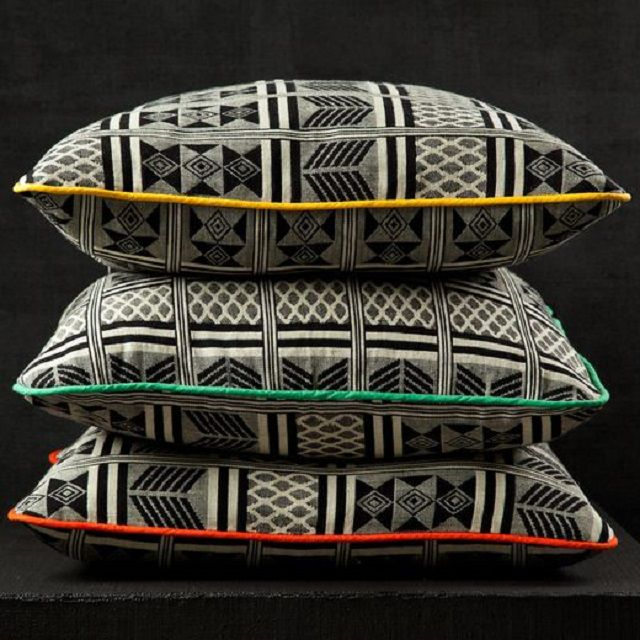 Design Geek: How Ghana's Kente Cloth Became A Worldwide Phenomenon