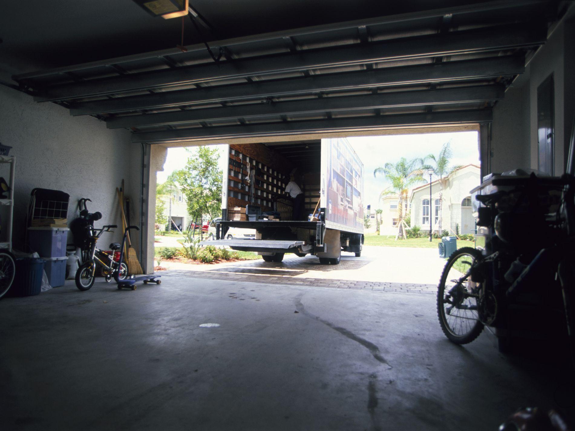 Garage Floor Leveling Methods