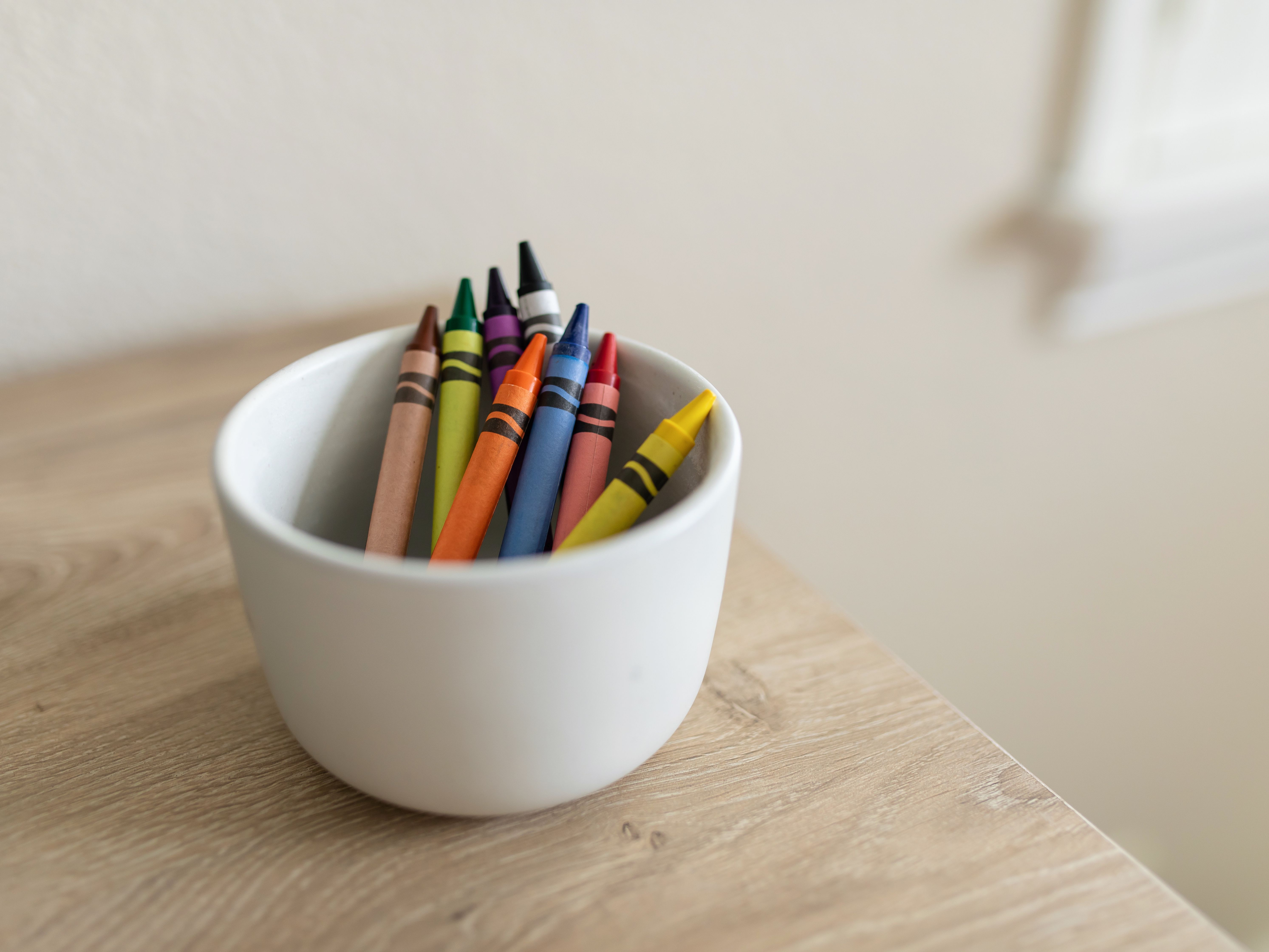 How To Remove Crayon Stains From Walls
