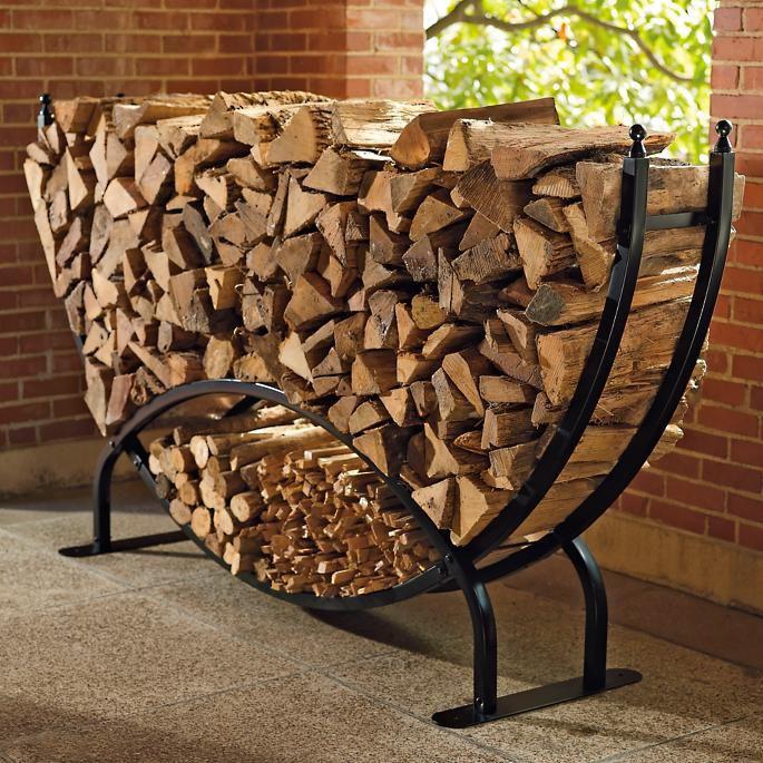 The 8 Best Firewood Racks Of 2021, Outdoor Log Rack