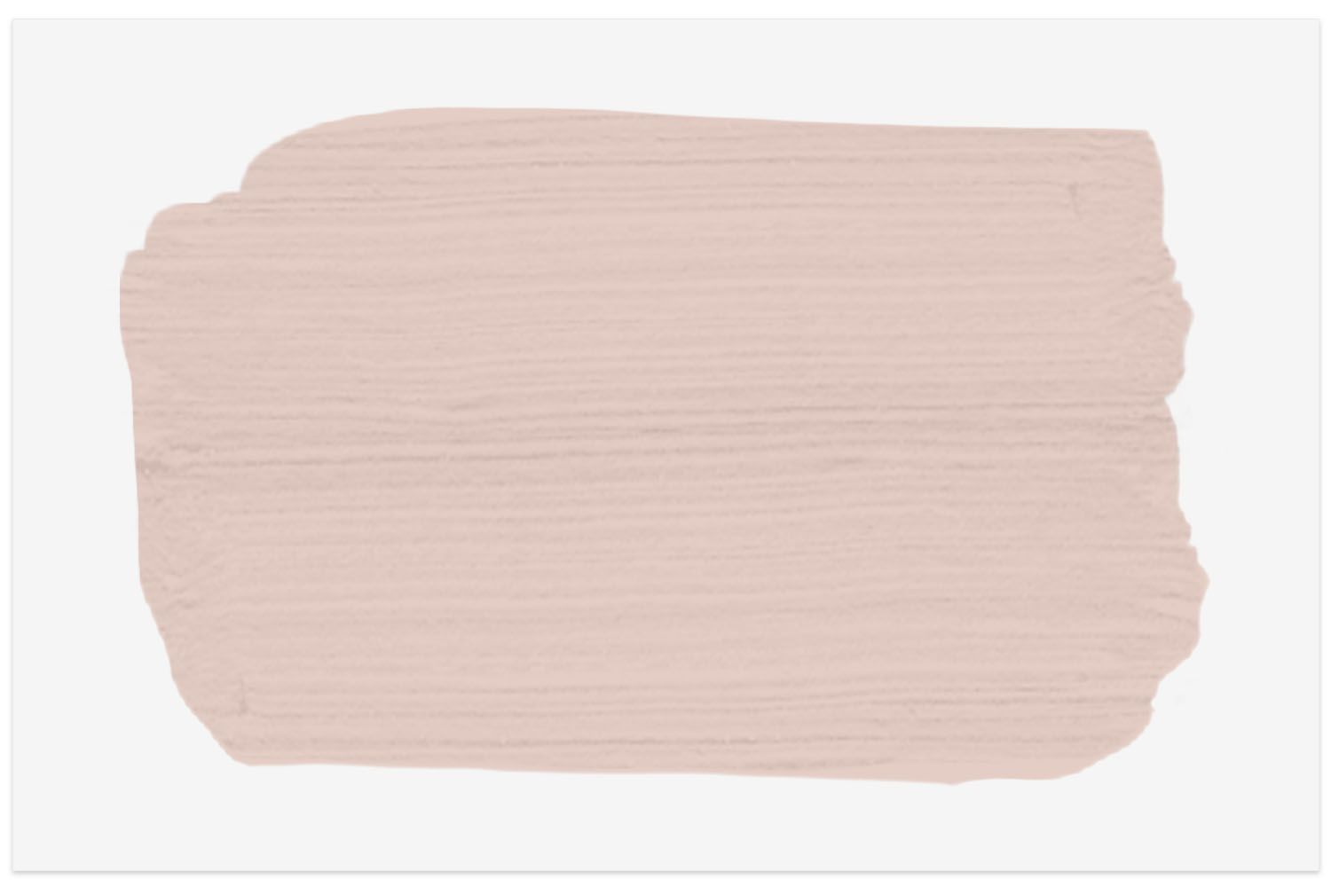 The Spruce paint swatch in Rose Power