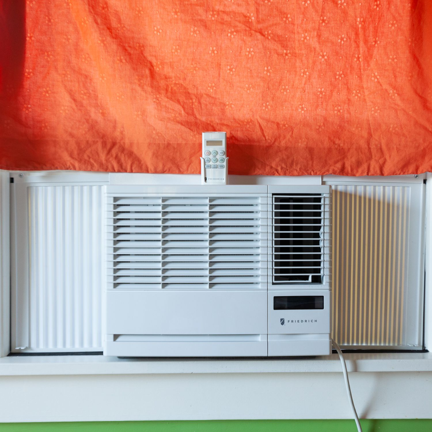 friedrich chill cp06g10b window air conditioner review