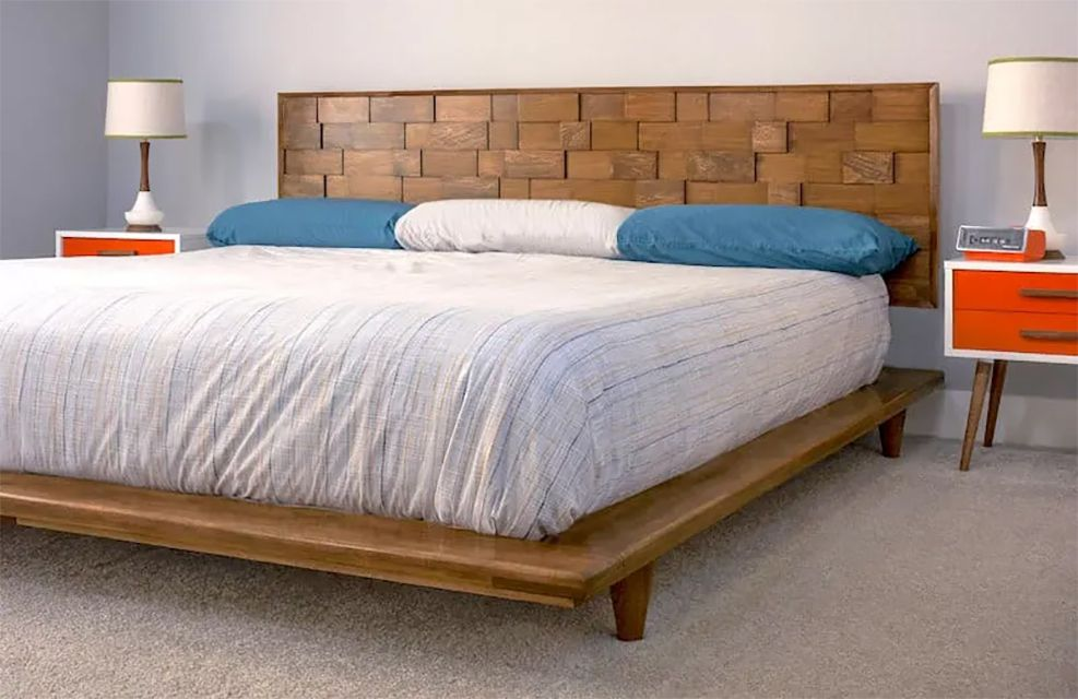 22 Diy Bed Frames You Can Build Right Now