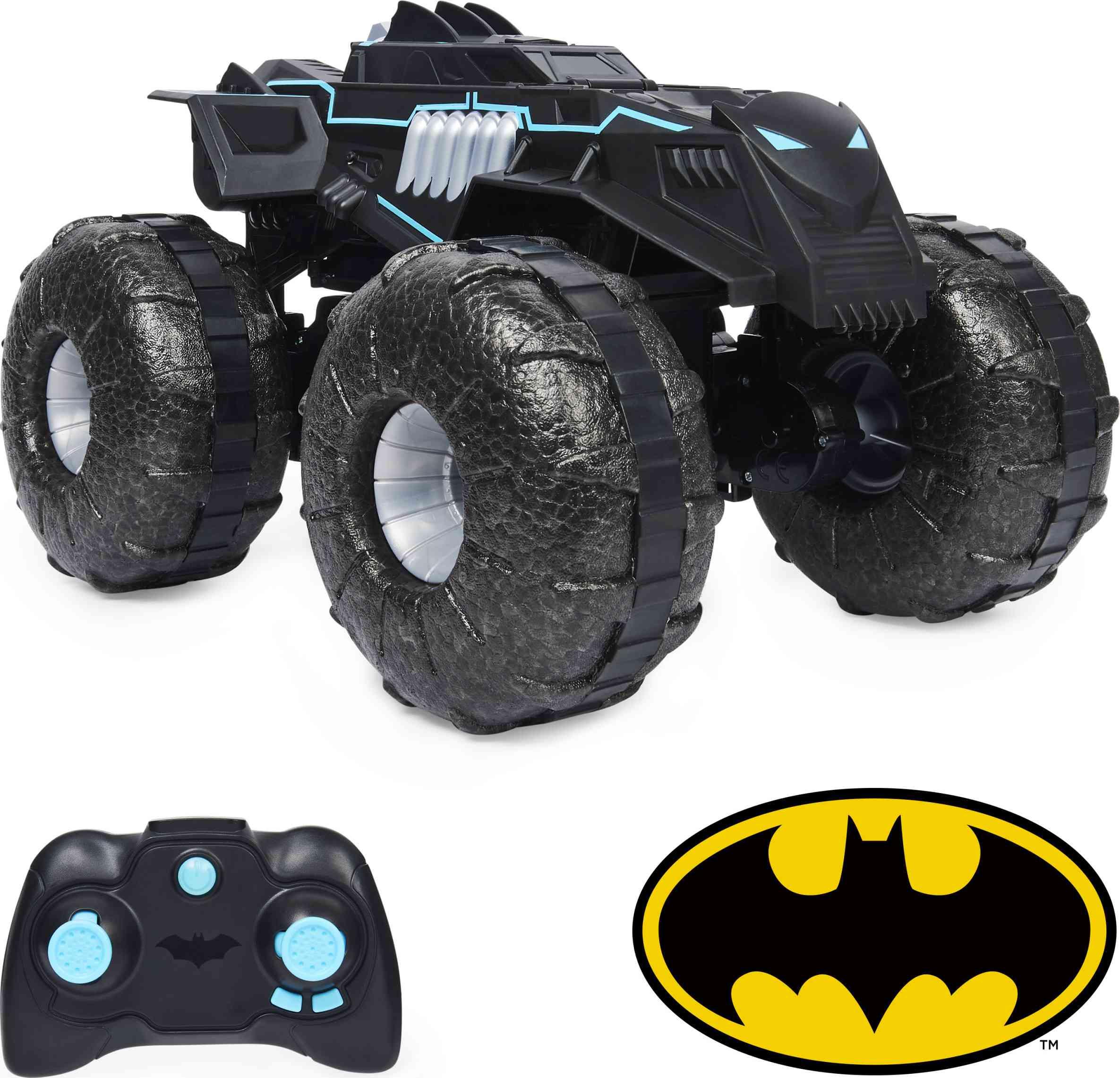 DC Comics Batman All-Terrain Batmobile Remote Control Vehicle