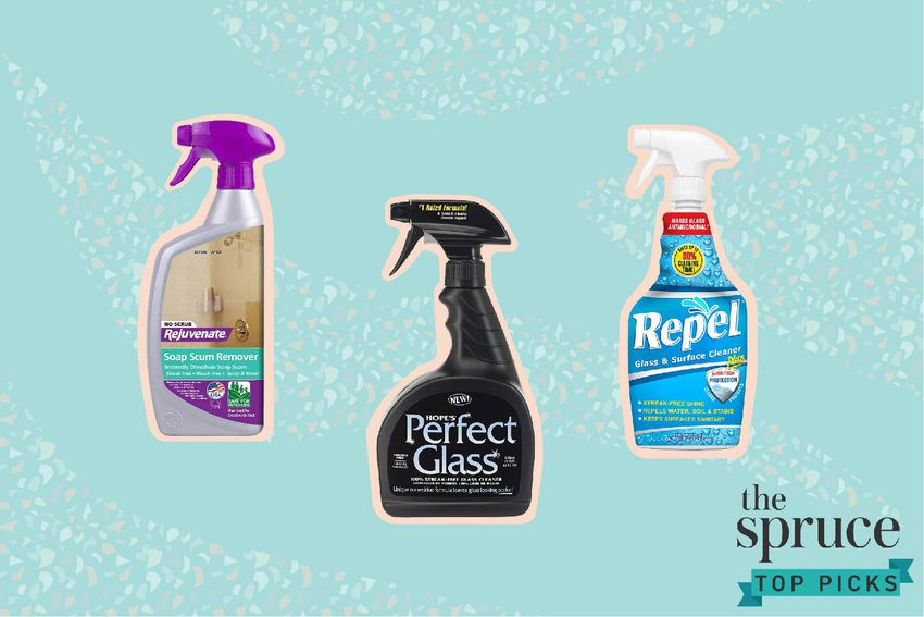 Cleaners for Glass Shower Doors