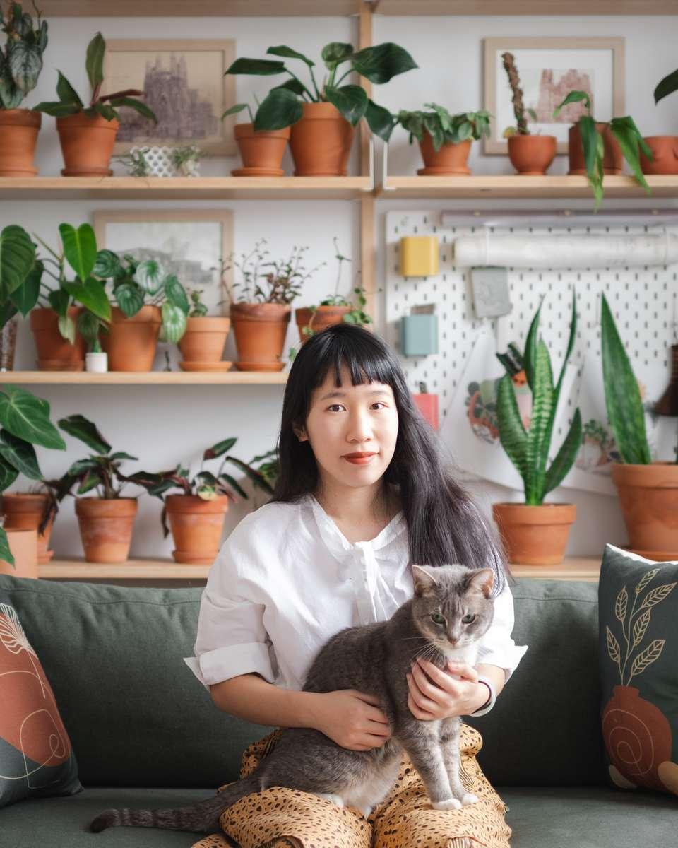 cat proof plants